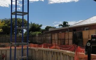 architectural steelwork Melbourne CBD